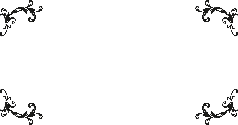 Hinweisschild Rahmen